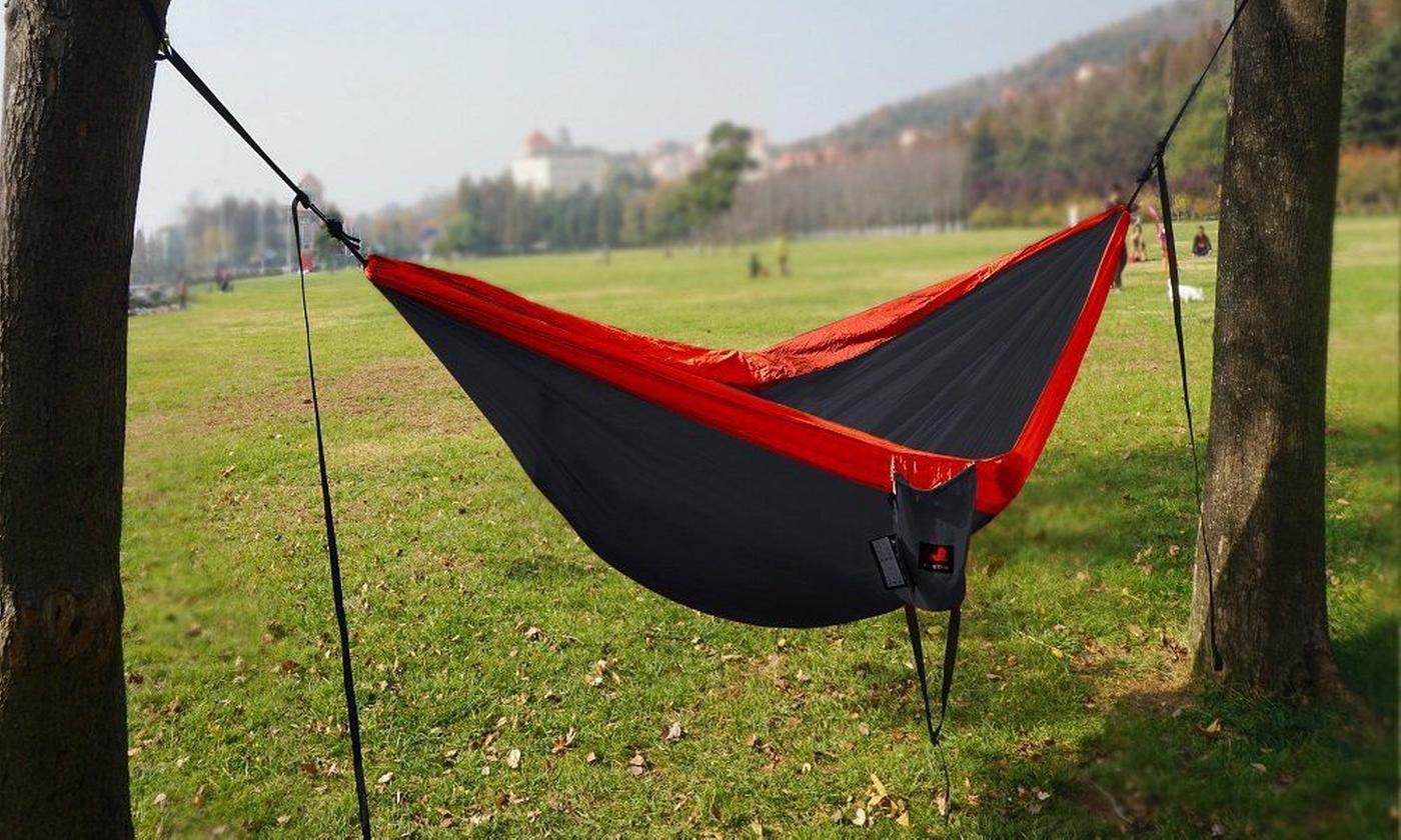 Travel Parachute Camping Hammock