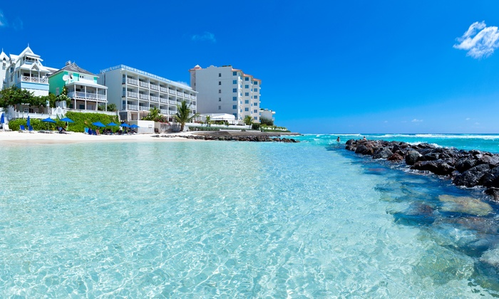 All-Inclusive, Adults-Only Hotel Stay in Barbados