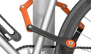 Verrou de vélo compact