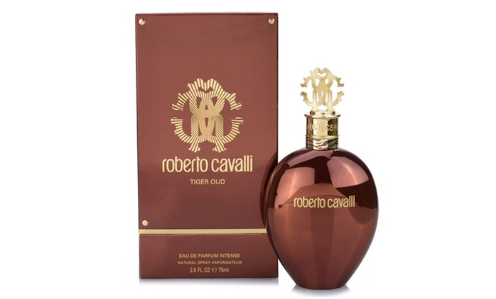 Roberto Cavalli Tiger Oud Intense EDP Spray 75ml for £40 With Free Delivery (69% Off)