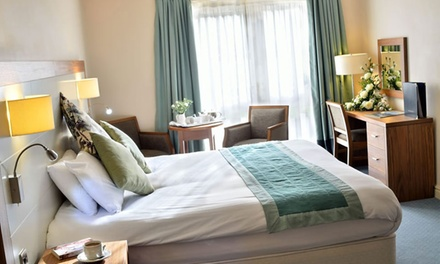Lake District: Double Room with Breakfast