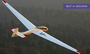 Aeroklub Rybnickiego Okręgu Węglowego: Lot widokowy szybowcem za 119,99 zł w Aeroklubie ROW w Rybniku