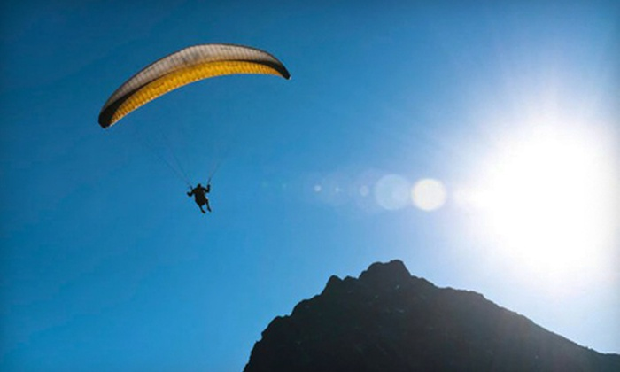Sportations - Draper: $89 for a Paragliding Experience from Sportations ($189.99 Value)