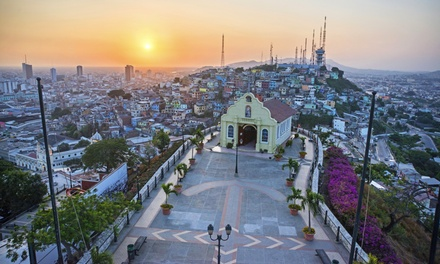 Groupon Deal: ✈ 10-Day Tour of Ecuador with Airfare from Gate 1 Travel. Price per Person Based on Double Occupancy.