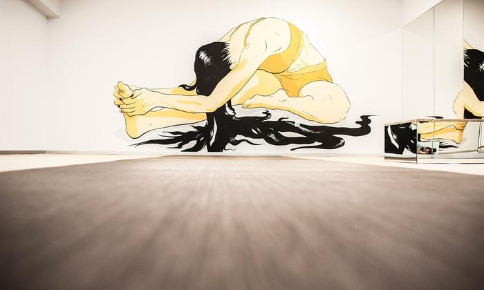 yoga montecarmelo