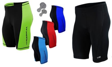 Radical sport en wielershort voor heren in kleur en maat naar keuze voor € 19,99