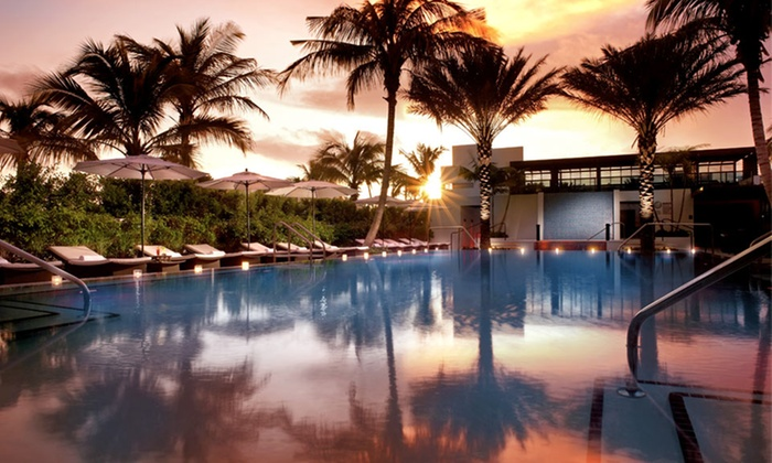 The Omphoy Ocean Resort & Spa - Palm Beach: Stay with Daily Valet Parking at The Omphoy Ocean Resort & Spa in Palm Beach, FL