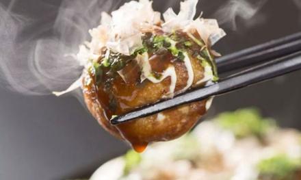 ? Menu d'asporto con 3 box Takoyaki a scelta per 2, 4 o 6 persone al Takochu (sconto 38%) Prenota&Vai!
