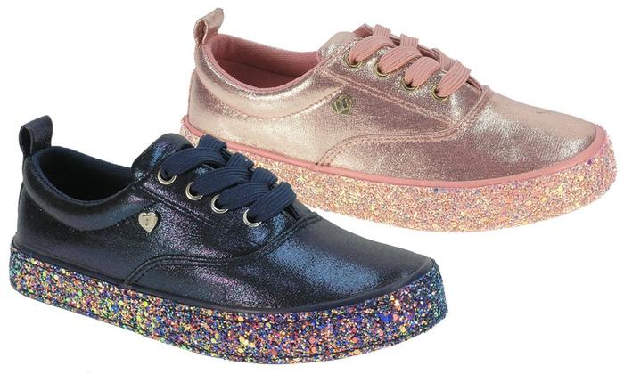 Sneakers Goods Mit Sohle Glitzer Groupon Beppi vFqdpSp