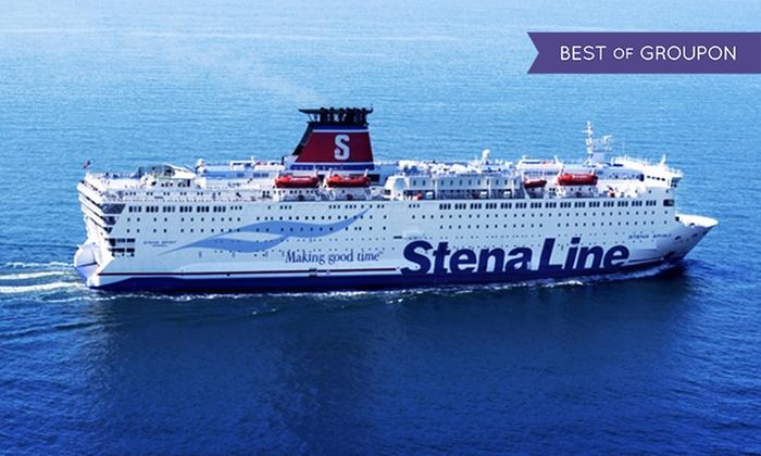 Stena Line - Terminal Promowy Stena Line: Rejs promem do Szwecji: Weekend na morzu dla 2 osób (219 zł) z pobytem w Karlskronie (od 319 zł) i więcej ze Stena Line