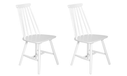 Set di sedie in legno
