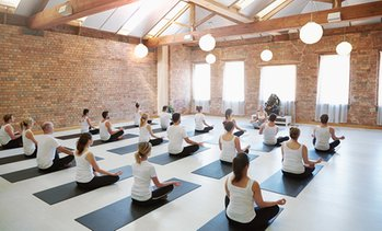 40% Off Cycle, Barre, or Yoga Classes at MINT
