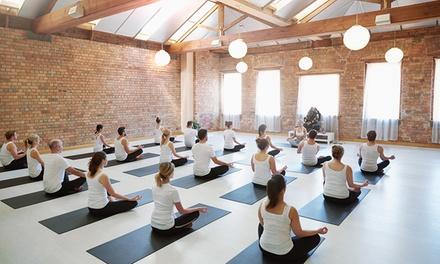 8 o 12 lezioni di Chakra Balancing