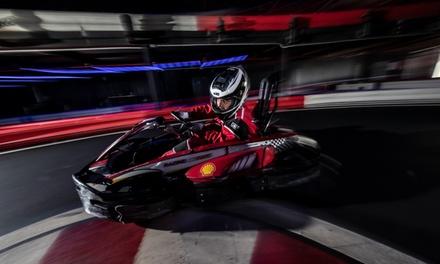 Sesiones de 8 minutos de karting para 1 o 2 personas desde 17,95 € en Racing Dakart
