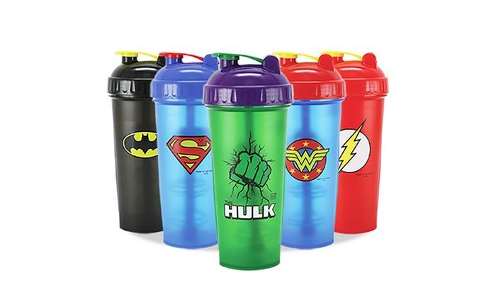 Marvel Hero Series Perfect Shaker Bottles 1 Or 2 Pack