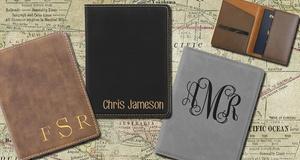 Cabany Co: Choisissez parmi 3 sortes de portefeuilles en cuir et mettez vos initiales dessus !