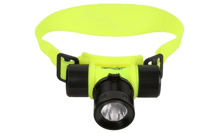 800 Lumen Waterproof Headlight for £7.99