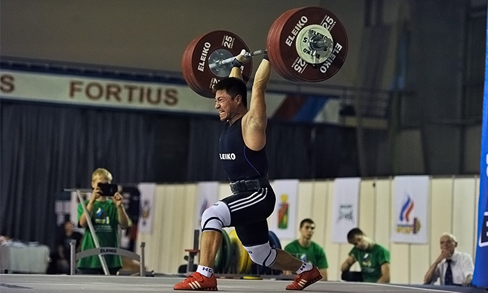 IWF World Weightlifting Championships - George R. Brown Convention Center: IWF World Weightlifting Championships (November 20–28)