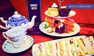 Saint Judes: Intoxicating Afternoon Tea Party for Two at Saint Judes (40% Off)