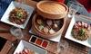 Lunch asiatique à Anvers