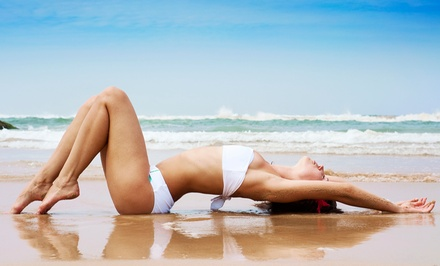$19 for One Month of Unlimited Tanning in a Level One Bed or Two Mystic Tans at Image Sun ($44 Value)