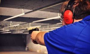 Up to 41% Off Handgun Classes at Range USA at Range USA, plus 6.0% Cash Back from Ebates.