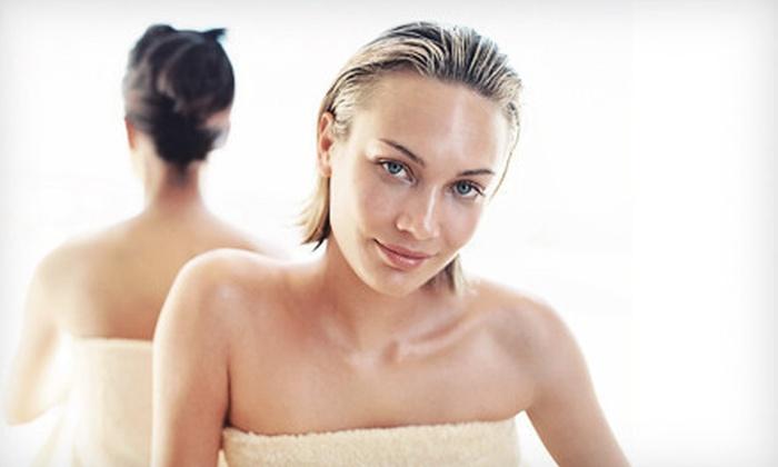 Bella Mia West Salon & Spa - Brecksville: Mani-Pedi, Facial, Aromatherapy Massage, or Multiple Services at Bella Mia West Salon & Spa (Up to 55% Off)