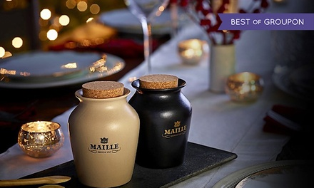 £12 or £22 to Spend Towards Condiments, Kitchen Accessories and Gifts at Maille Boutique, Piccadilly (Up to 50% Off)