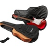 ChromaCast Padded Guitar Gig Bag with Picks and Strap
