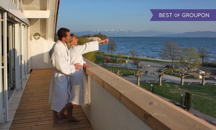 Seehotel Litz - Seehotel Litz: Bodensee: 3-6 Tage für 2 Personen inkl. Frühstück, Dinner u. Wellness im 4* Seehotel Litz