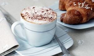 Cumpanaticum: 10 o 15 colazioni con brioche e caffè a scelta da Cumpanaticum (sconto fino a 72%)