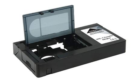 Adaptador de cintas VHS-C Konig