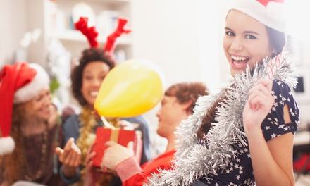 Conwy: 2 or 4Night Christmas and New Year's EveThemed Stay for Two with Meals and Entertainment at Whitehouse Hotel