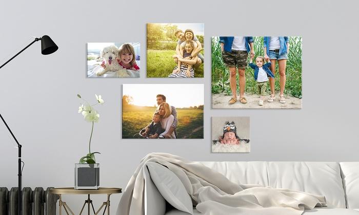 custom canvas prints fabness groupon