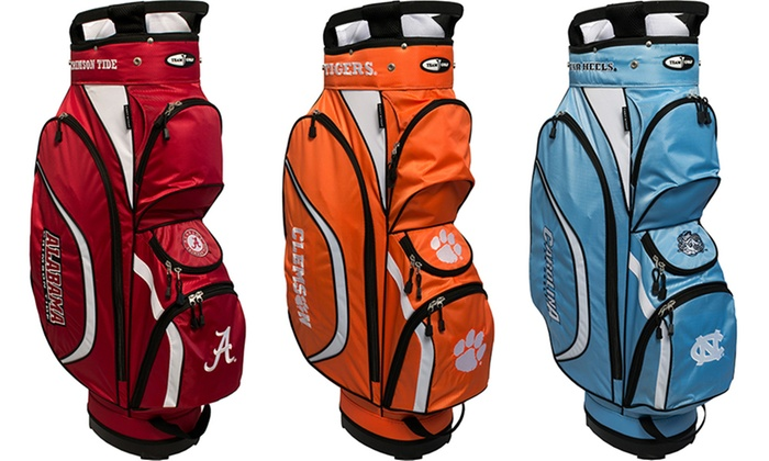 NCAA Clubhouse Golf Cart Bag