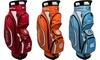 NCAA Clubhouse Golf Cart Bag: NCAA Clubhouse Golf Cart Bag