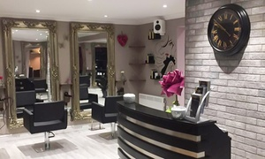 Katie Louise:  Wash, Cut, Blow-Dry with Optional Restyle at Katie Louise