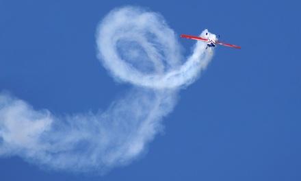 Schwerelos beim Parabelflug im Ultraleichtflugzeug mit Videoaufnahme fliegen bei Your Flight (25% sparen*)