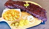 Up to 33% Off BBQ-Style Food at Sugarfire Smoke House
