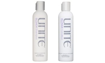 Unite Blonda Toning Shampoo and Conditioner (8 Fl. Oz.)