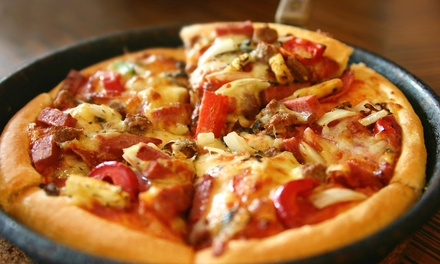 25% Cash Back at Charlies Best Pizza