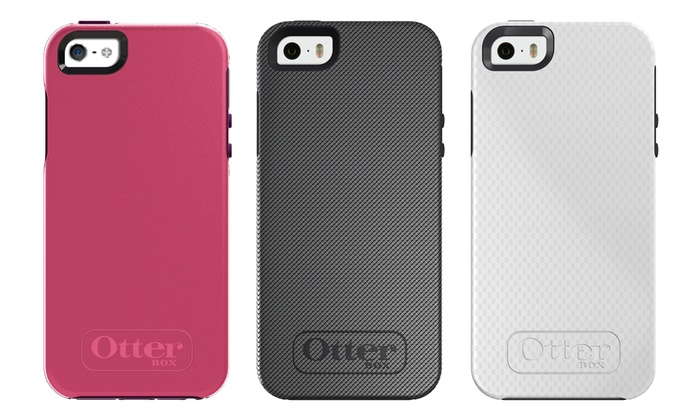 OtterBox Symmetry Series Case for iPhone SE/5/5S