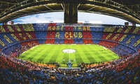 FC Barcelona v Real Madrid Match Ticket, 13 August* in Barcelona or 16 August* in Madrid