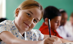 Aya Academy of Excellence: $109 for a Month of Saturday-Morning Tutoring at Aya Academy of Excellence ($165 Value)