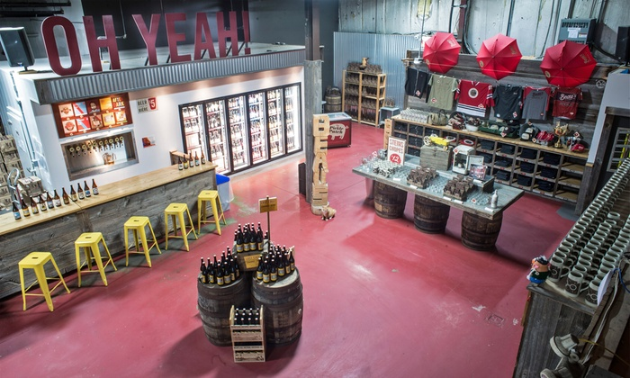 Beau's All Natural Brewing Co. - Ottawa: Bus Trip to Brewery, Tour, and Tasting at Beau's All Natural Brewing Co. (60% Off). 10 Dates Available.