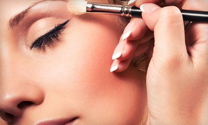 Heather's Day Spa - Clearwater: Private Makeup Lesson with Paraffin Hand Treatment for One or Two at Heather's Day Spa in Clearwater (Up to 64% Off)
