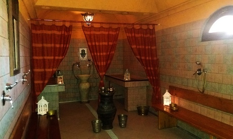 Uno o 3 massaggi a scelta, di coppia o individuali, all'Hammam Taj Mahal (sconto fino a 72%)