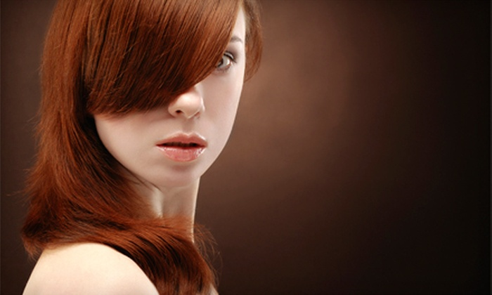 Renaissance Salon & Spa - Northeast Virginia Beach: Hair Packages or Keratin Treatment at Renaissance Salon & Spa in Virginia Beach (Up to 69% Off)
