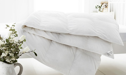 Goose Feather and Down Duvets in Choice of Size