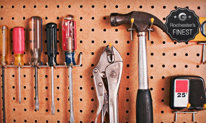 Ace Hardware - Ogden: Snowblower Tune-Up or Lawn-Mower Winterization, or $15 for $30 Worth of Hardware and Services at Ace Hardware